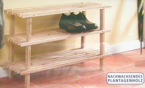 schuhregal bauhaus. Black Bedroom Furniture Sets. Home Design Ideas