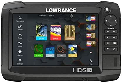 Lowrance HDS 7 Carbon Row: Amazon.es: Electrónica