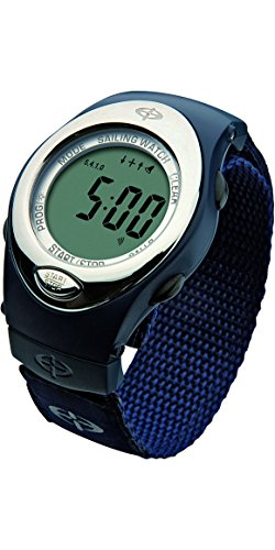 Optimum Time OS Series 2 Sailing Watch With Velcro Strap DARK BLUE 224V