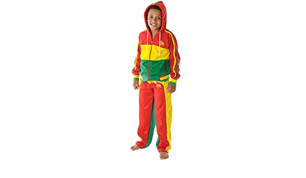 rasta4real NINOS - LEON DE JUDAH Jamaica Africa RASTA CHANDAL CON ...