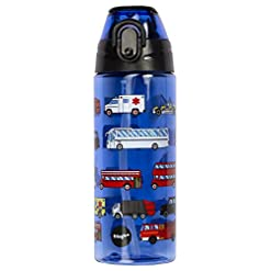 Fringoo Kids Water Bottle with Straw 100% Leakproof BPA FREE 600ml Bottle For School Nursery | Travel Bottle for… Amazon choices [tag]
