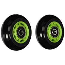 Razor PowerWing DLX Replacement Rear Wheels, Green