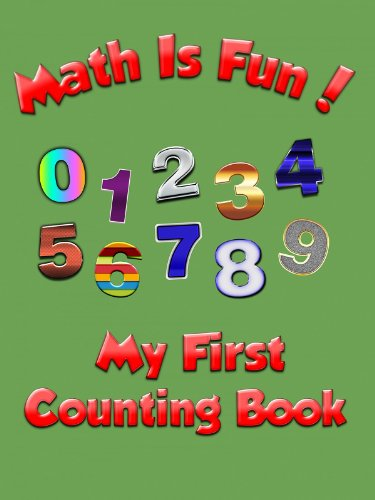 Math Is Fun!: My First Counting - Maths Is Fun