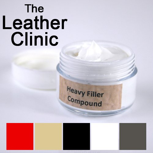 Leather Repair Filler Compound For Cracks, Burns And Holes (Red):  Amazon.co.uk: Kitchen U0026 Home