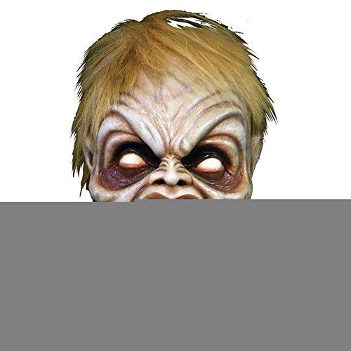 Evil Halloween Tricks (Trick or Treat Studios Men's Evil Dead 2-Evil Ed Mask, Multi, One)