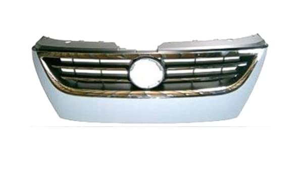 OE Replacement Volkswagen Passat Grille Assembly Partslink Number VW1200134