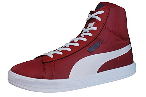 Rouge Ripstop Chaussures Mid Lite Puma Archive Hommes Fq7Y4yHw