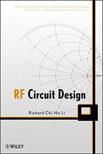 RF Circuit Design (Information and Communication Technology Series,) by Wiley (Image #2)