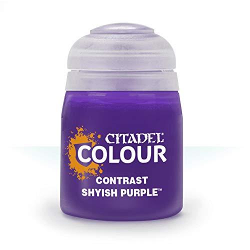 Games Workshop Citadel Colour: Contrast - Shyish Purple