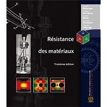 Résistance des matériaux - Troisième édition