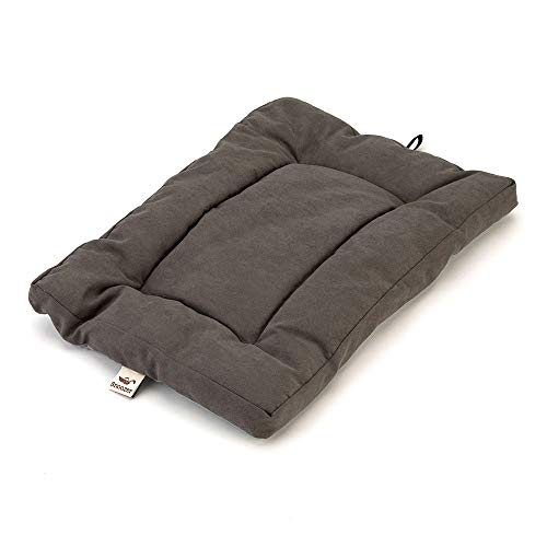 Snoozer Pet Products - Outlast Dog Crate Pad | Anthracite - 9