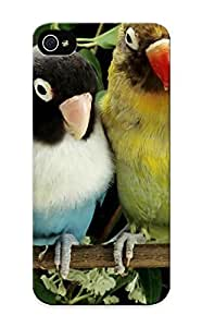 Judasslzzlc High Quality Lovebirds Case For Iphone 5/5s / Perfect Case For Lovers