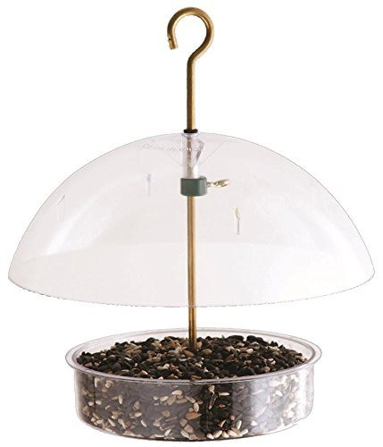Droll Yankee Seed Saver Domed Feeder by