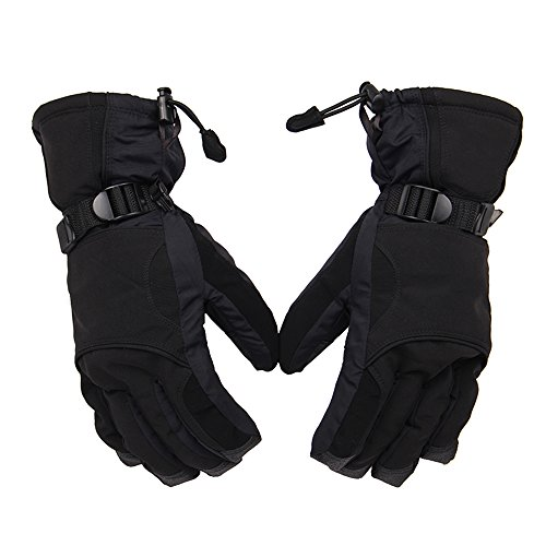 Man Winter Sport Waterproof Motorcycle Gloves -30 Degree Motorcross Riding Gloves Snowboard Skiing Warm Gloves