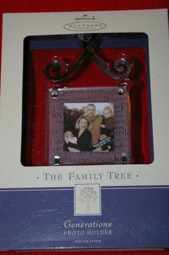 Hallmark The Family Tree Generations Photo (Hallmark Photo Holder)