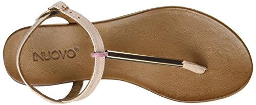 Rose Sandales Bout 7162 Inuovo Ouvert Blush Femme x6X1n1