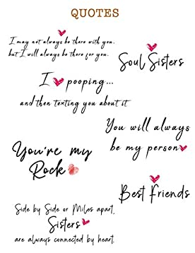 Personalized Best Friend Print Art for Christmas, birthday with Glacelis