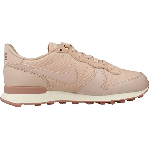Nike W Internationalist Prm, Chaussures de Running Femme, Anthrazit Grau-Summit Weiß 012 Beige (Beige Particule/Beige Particule 202)