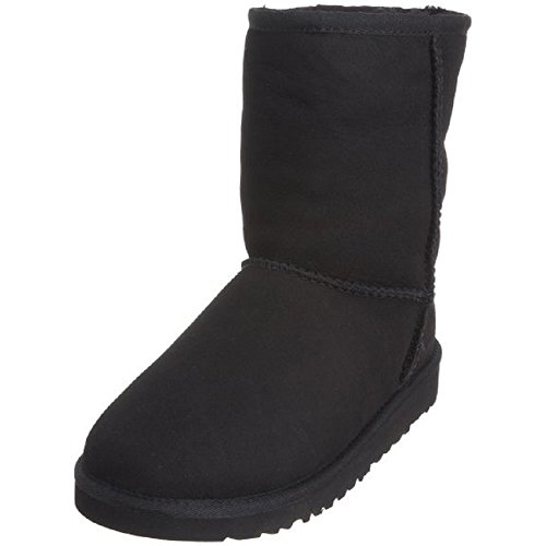 UGG Australia Kids Classic Short Boot Black 5251 K