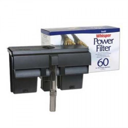 Whisper Power Filter 60, Supports up to a 60-Gallon Aquarium:New Free Shipping by WW shop