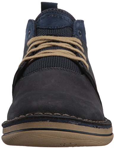 Sol Men's Bask Lace Shoe Merrell Navy Leather Mid Up UFqOSf