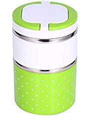 930ml Lunch Box Containers, Insulation Thermo Thermal Bento Box Food Container, Adults Office Camping Use for Men Women