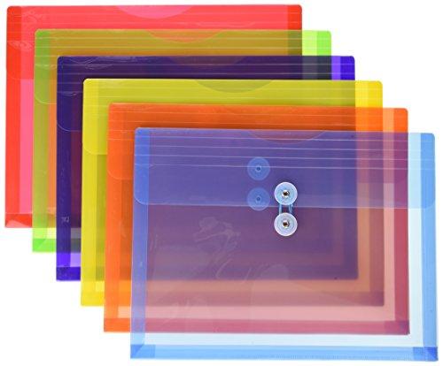 JAM Paper Plastic Envelope Closure product image