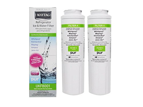 Maytag UKF8001 PUR FILTER for Refrigerator and Ice Water Filter (12527304 Amana Water Filter)