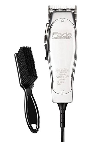 Andis Fade Master with Fade Blade Hair Clipper, White (01...
