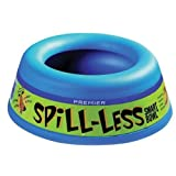 Spill-Less Smart Bowl – 8″ in Purple, My Pet Supplies