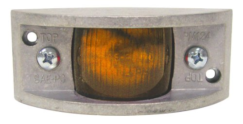Peterson Pc - Peterson Manufacturing 124A Vanguard PC-Rated Clearance and Side Marker Light