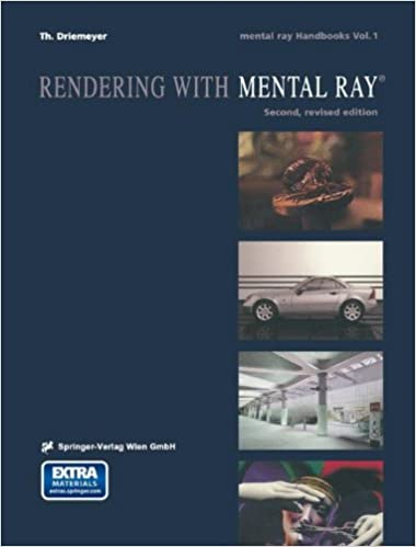 Rendering with Mental Ray