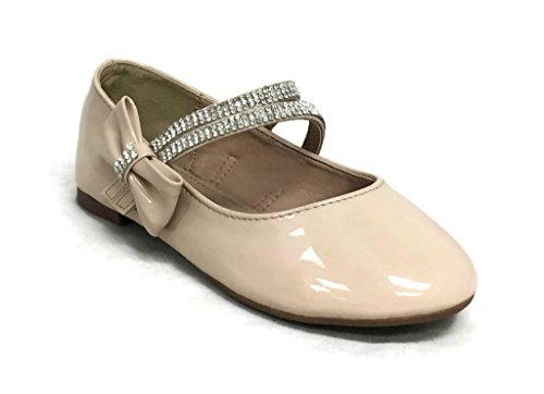 ANNA Kids Dress Ballet Flats