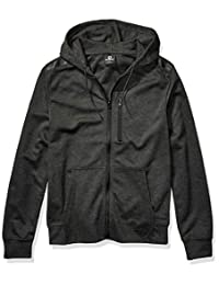 Southpole Mens Tech Fleece Hooded Tops (Full-Zip, Pullover) Sweatshirt