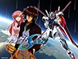 Mobile Suit Gundam Seed: TV Series 1-50 End + 3 Movies - English /Chinese Subtitles