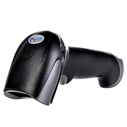 Desktop Barcode Scanner 1D Laser Wired Wireless Bar for sale  Delivered anywhere in USA