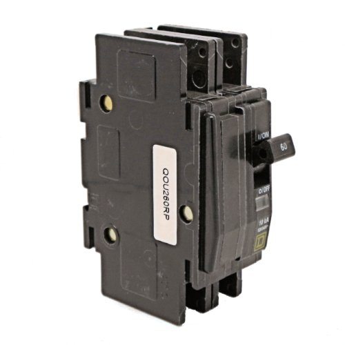 CIRCUIT BREAKER 60 AMP ONETRIP PARTS REPLACEMENT FOR RHEEM RUUD WEATHERKING 42-23201-01