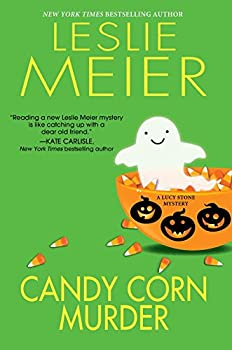 Candy Corn Murder 0758277083 Book Cover