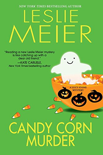 - Candy Corn Murder (A Lucy Stone Mystery)