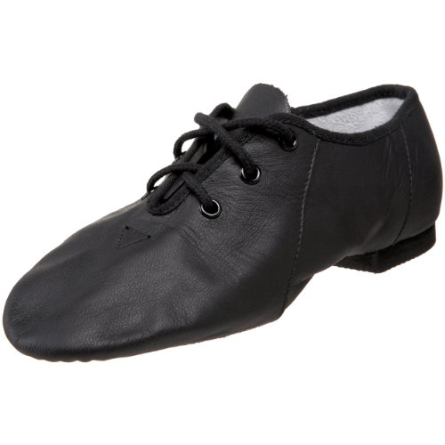Bloch Dance Soft Jazz ShoeBlack13.5 X US Little Kid