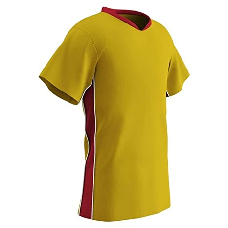 d8818a5f7 Amazon.com  CHAMPRO Header Lightweight Soccer Jersey  Clothing
