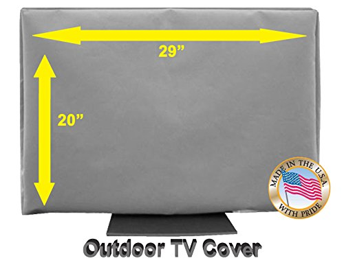 Outdoor TV Cover (29