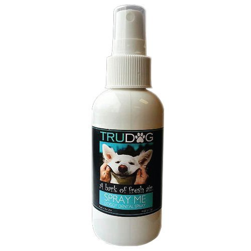 Dog Breath Freshener - Spray Me: Doggy Dental Spray (4oz) - All (Plaque Link)
