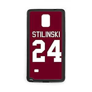 Samsung Galaxy Note 4 Cell Phone Case Teen Wolf Stiles Stilinski Custom Case Cover A2AQ406742