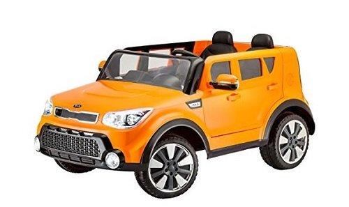 kid-trax-kia-karoke-soul-12v-kt1257ds-ride-on-orange