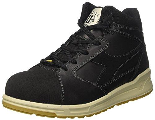 Mixte Antracite Adulte Noir Nr Diadora Travail Pro ESD de Chaussures Jump D LX Hi S3 Cqvw6PC