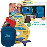 ": Digital Concepts ""My First Digital Camera Kit"", VGA 640 x 480 Pixels, with Face Plates"