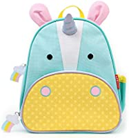 "Skip Hop Toddler Backpack, 12"" School Bag, Unicorn"