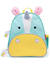 "Toddler Backpack, 12"" Unicorn School Bag, Multi"