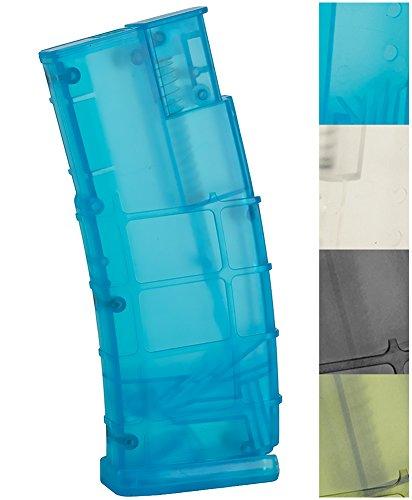 - Evike 6mmProShop 450 Round Airsoft BB Speed Loader - Blue - (53605)